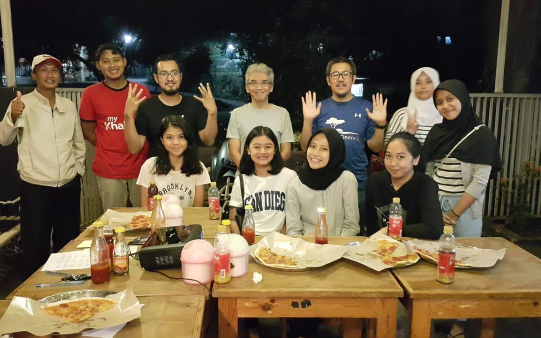 Meet Up Remaja Graha Cinere